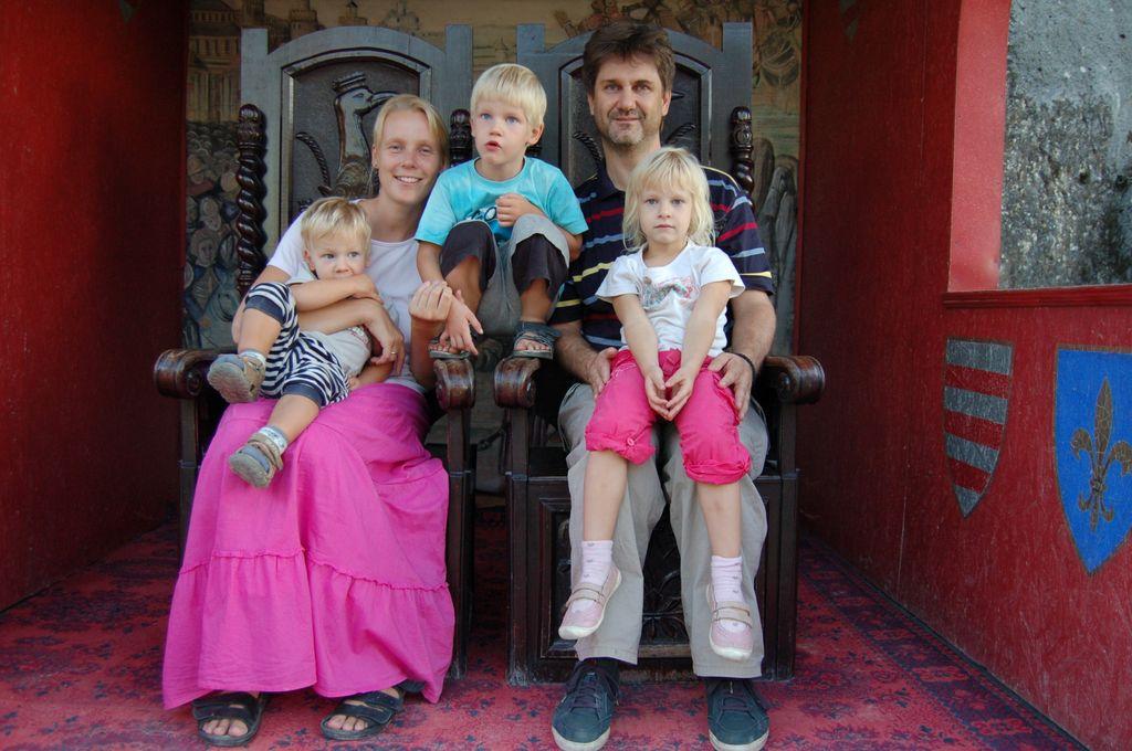 Jakobszen család