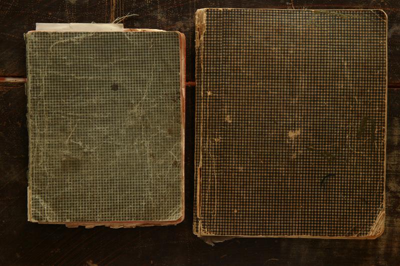 Wiesner Rozália, Száli néni naplója (a Kismarosi Sváb Muzeális Gyűjtemény tárlatában)