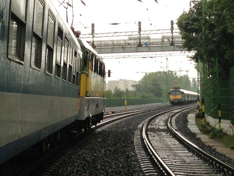 vonat kelenföld
