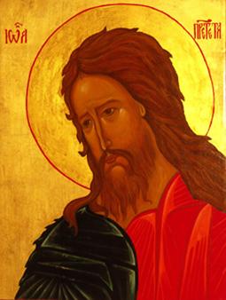 Nagy Zsolt: Keresztelő Szent János