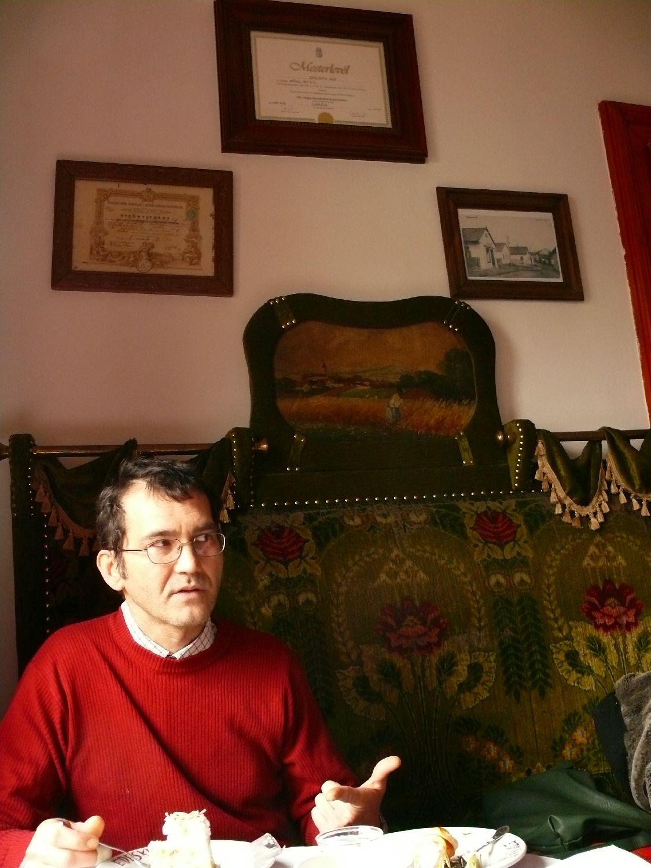 Nagy Zsolt tanár - Fotó: Beke Zsófia