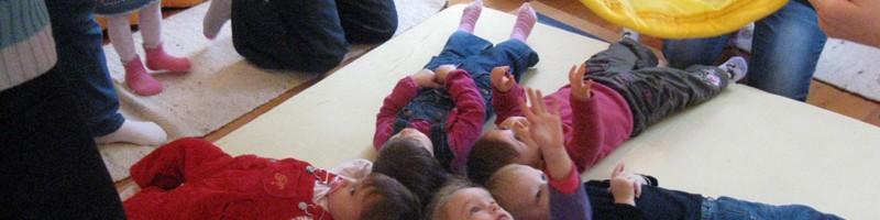 Mentőöv – gyermekfejlesztés Nagymaroson
