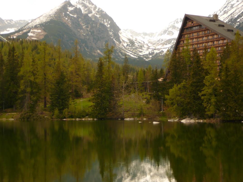 A Csorba-tó