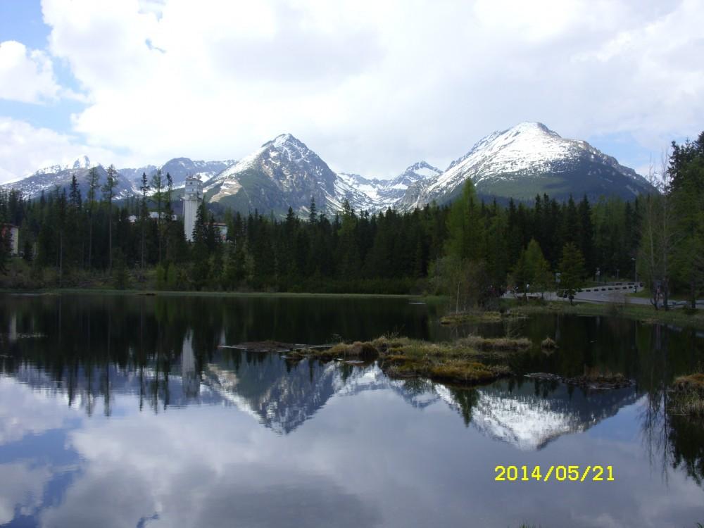 A Csorba-tó - Fotó: Horváth Tivadar