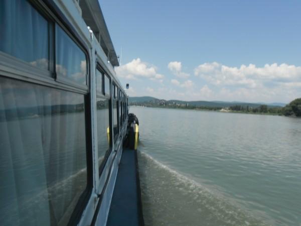 Csillagjáró szerdák: hajókirándulás Vác és Nagymaros között - Fotó: Zelei Tamás