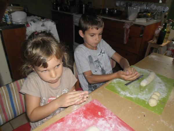 Csillagjáró szerdák: krumplisgombóc-főzés - Fotó: Végvári Györgyi