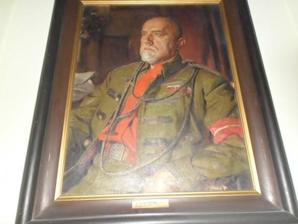 6. A nemeslelkű polgármester portréja