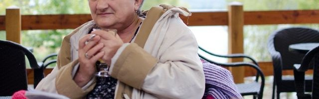 Nagymaros Ifjúságáért Emlékérmet kapott szerkesztőnk, Végvári Györgyi