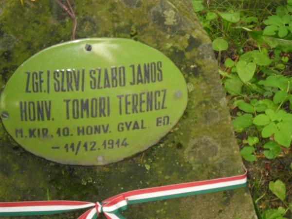 Magyar katonasír