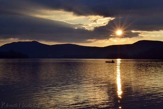 Napnyugta Norbitól