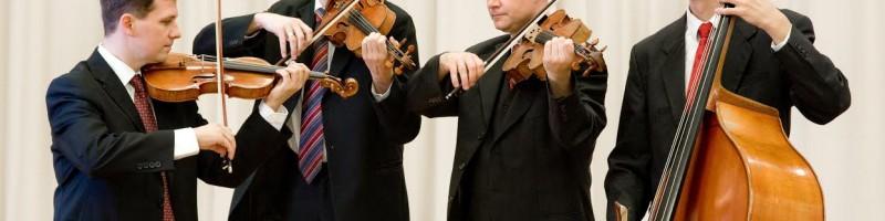Újévi Koncert – A Lanner Kvartett Zenés Vendégsége