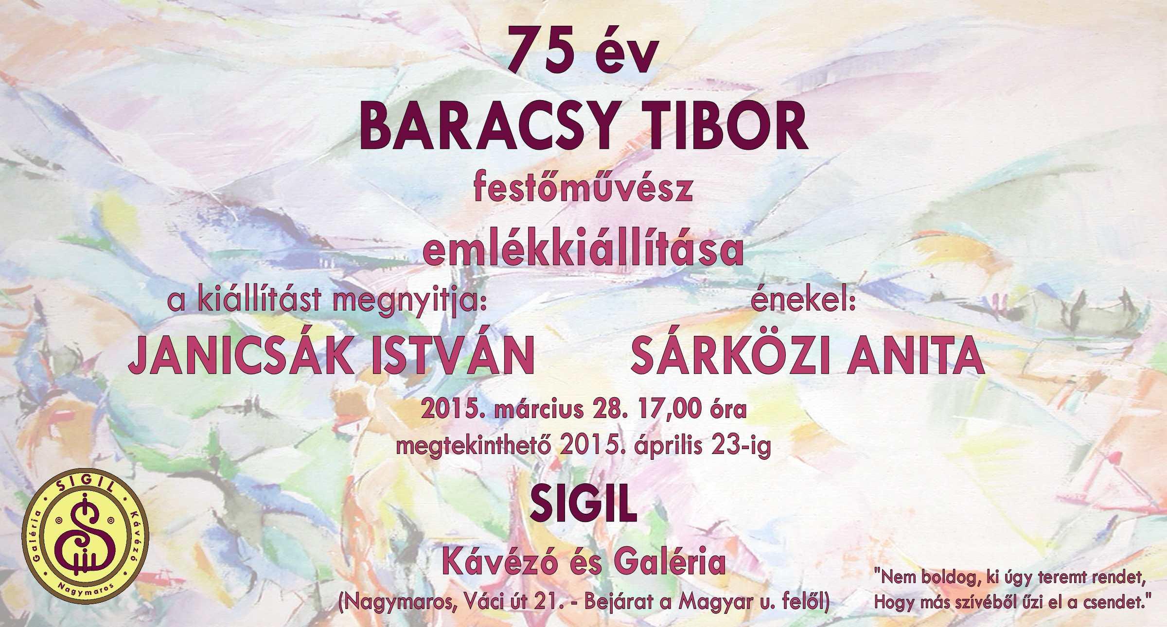 Baracsy Tibor