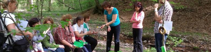 Tavaszköszöntő a Börzsöny szívében – Nyitott pedagógiai műhely, terepi módszerbemutatóval