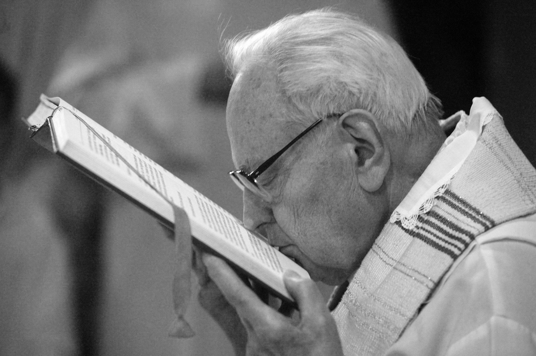 Major Sándor atya - Fotó: Neubauer Rudolf