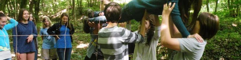 Tehetségcsíráztató tábor a Kismagosban