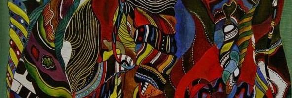 Kortárs képzőművészeti kiállítás Nagymaroson