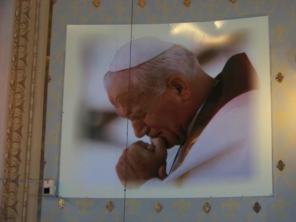 Mindig és mindenütt II. János Pál