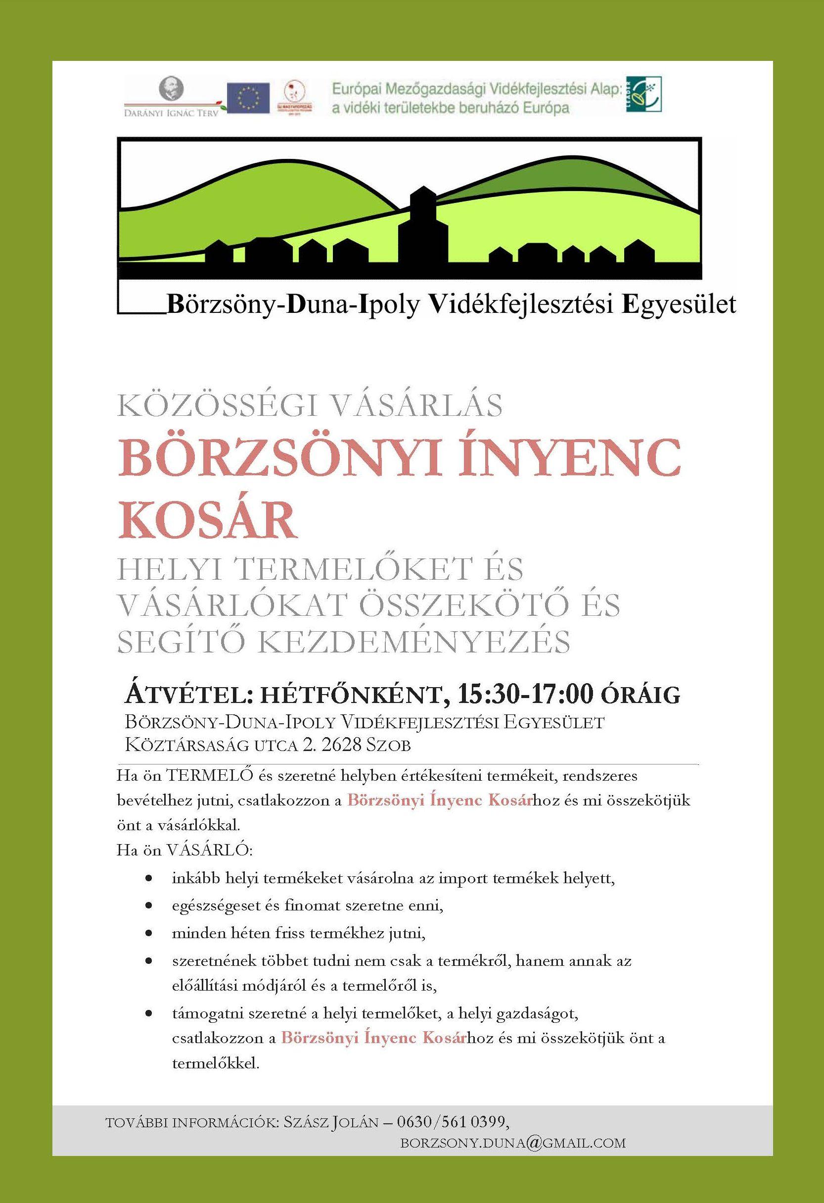Plakát_Közösségi Vásárlás
