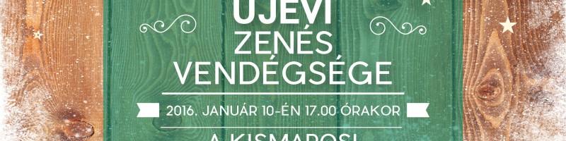 Januárban ismét Kismaroson játszik a Lanner Kvartett