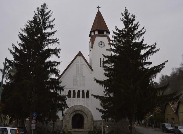 Györgyi Dénes templom_Zebegény