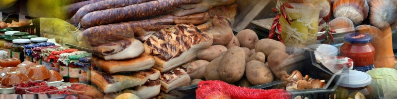 Termelői piac Kismaroson