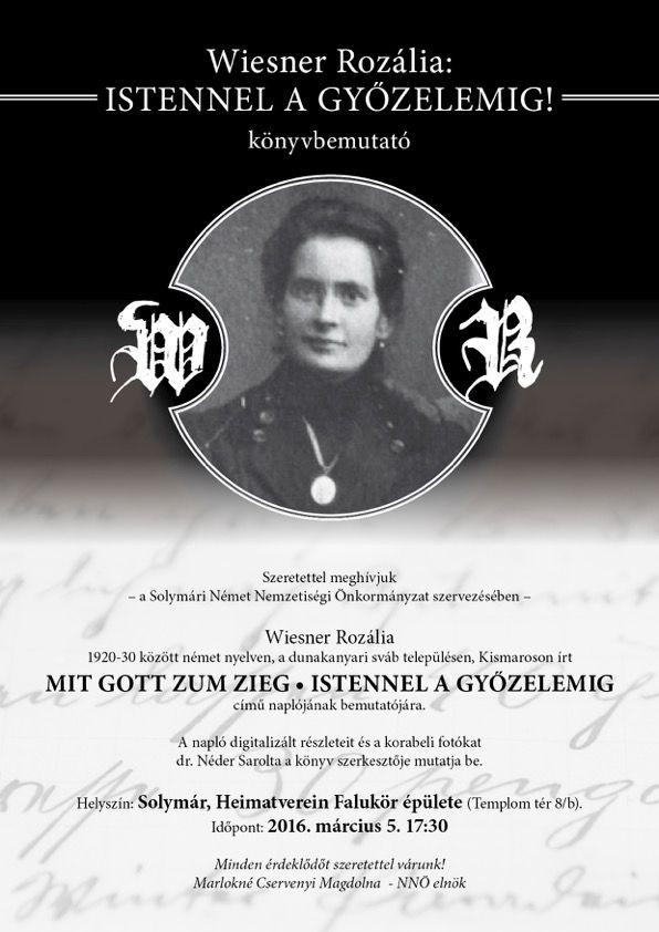Könyvbemutató  Neder plakat-solymar