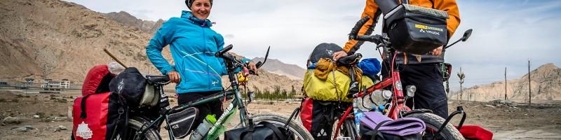 Világjáró kerékpárosok élménybeszámolója