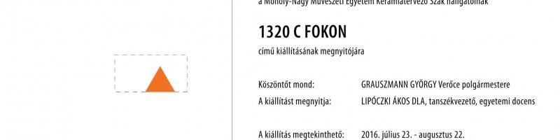 1320 C fokon