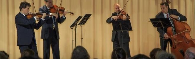 Nyáresti zenés vendégség a Lanner Kvartettel