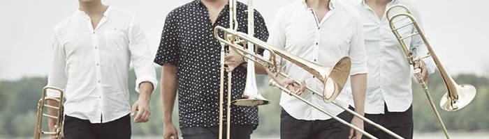 A Four Bones Quartet Verőcén