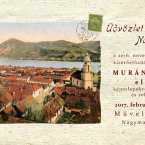 Nagymarosi képeslapok