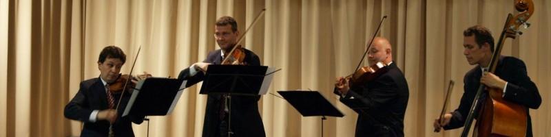 Ismét Kismaroson kezdi az évet a Lanner Kvartett