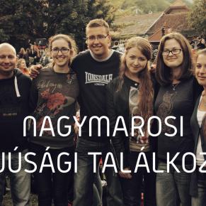 Nagymarosi Ifjúsági Találkozó 2018.