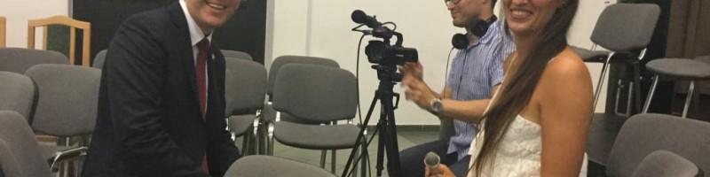 Zenei diplomácia – üzenet Kismarosról Új-Zélandra