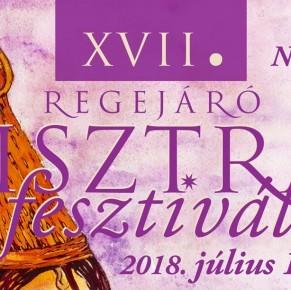 A XVII. Regejáró Misztrál Fesztivál Nagymaroson