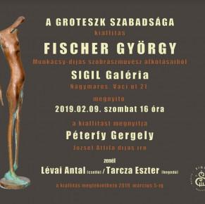 Kiállítás a Sigil Galériában