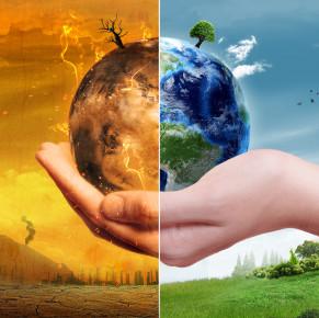 A gyorsuló klímaváltozás lehetséges forgatókönyvei